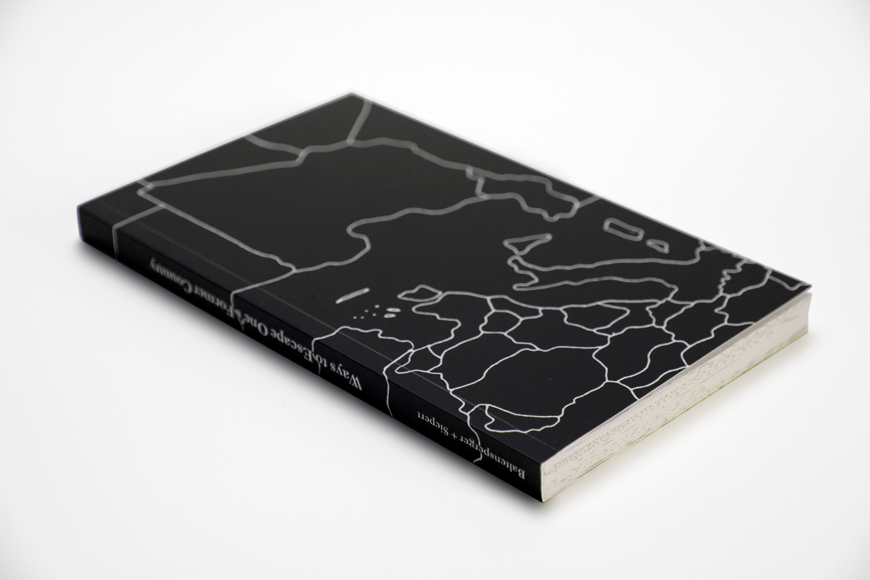 Baltensperger + Siepert - Ways to Escape Ones Former Country - Buchcover